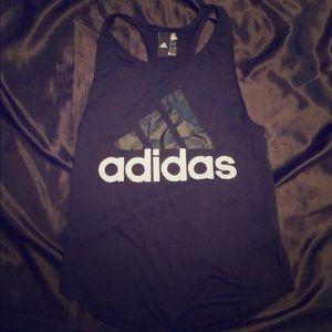 Adidas sports tank black XS